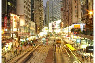Hong Kong: Hostel Mirador Mansion