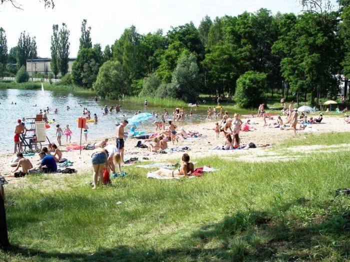 Starachowice, Zbiornik Piachy