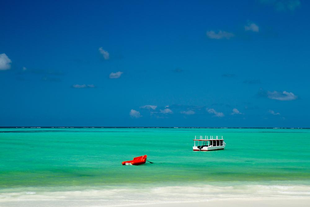 Zanzibar, Mnemba