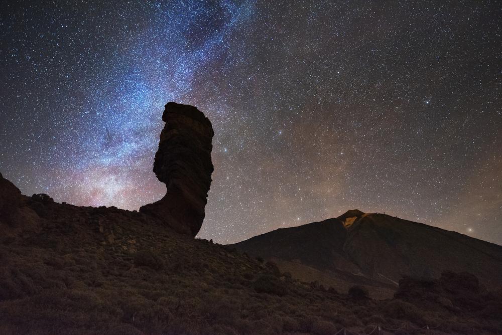 Obserwowanie gwiazd na Teneryfie: Park Narodowy Teide