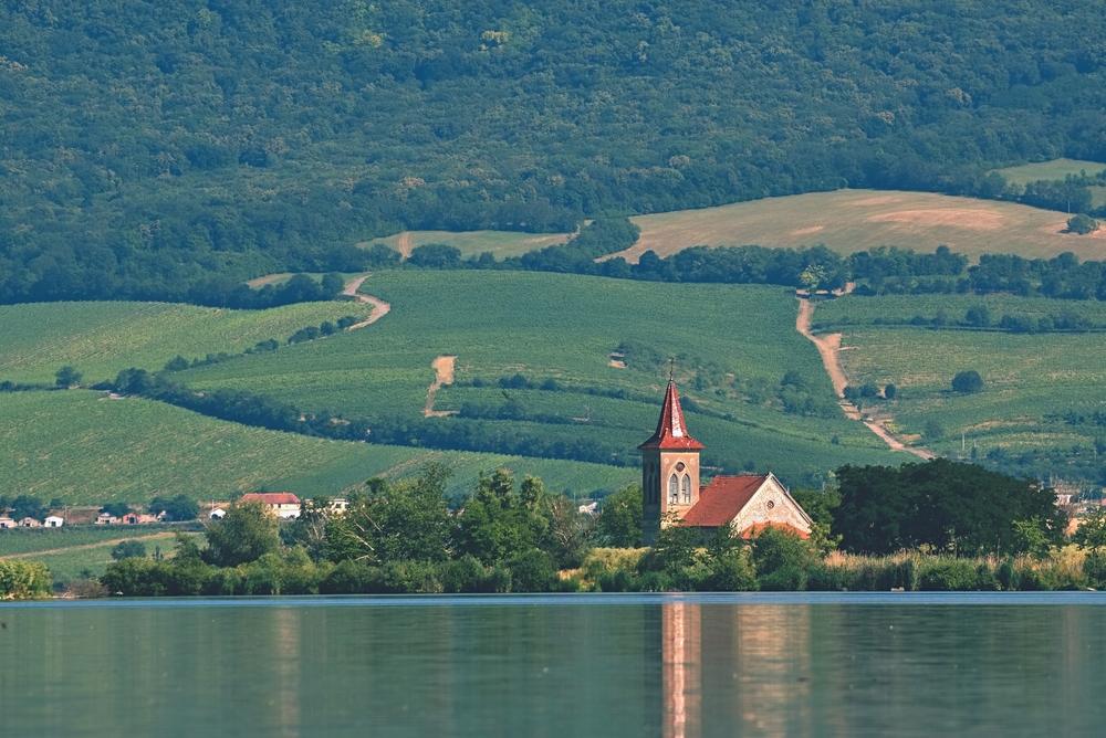 Morawy - Zalew Nowomłyński